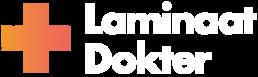 Laminaat Dokter - Laminaat leggen - Logo Wit